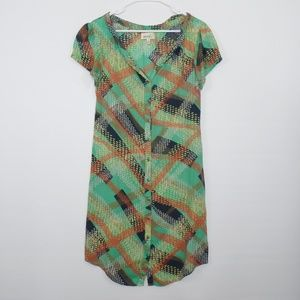 PORRIDGE Shirt Dress